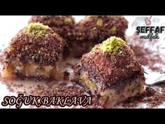 Deserts, Herbs, Make It Yourself, Dishes, Sweet, Food, Youtube, Recipe, Food And Drinks