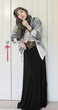 Hijab hijabi fashion styles MUslim islam women. Beautiful