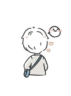 Japanese Tattoo Words, Japanese Drawings, Cute Little Drawings, Cute Cartoon Characters, Cute Art Styles, Kawaii Drawings, Simple Art, Cartoon Wallpaper, Art Sketchbook