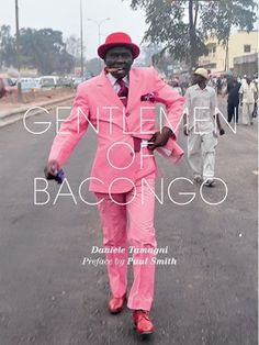 Gentlemen of Bacongo - getting my hands on this photo book.