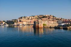 Portoferraio, Isola d' Elba, Italy