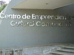 Centro de Emprendimiento Cultura Comuna 13