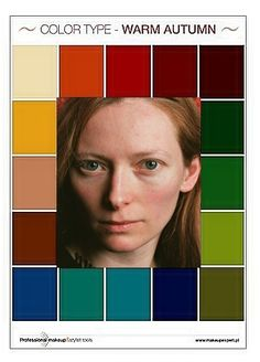 Colors that suit you...who? yes you..