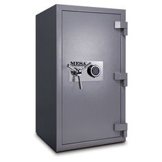 Mesa Safes - cu ft All Steel High Security Burglary Fire Safe with Electronic Lock Security Safe, Wireless Home Security Systems, Safe Lock, Electronic Lock, Security Cameras For Home, Locker Storage, Commercial, Type, Gun Safes