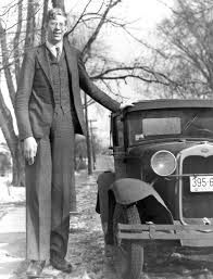 robert wadlow  the greatest man in the world