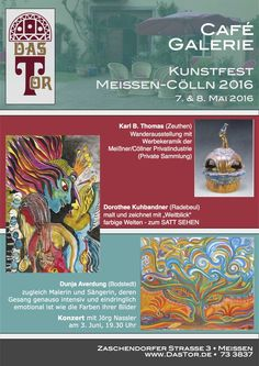 Das Tor: Ausstellungen zum Kunstfest Meißen-Cölln
