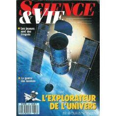Science et Vie - n°870 - 01/03/1990 - L'explorateur de l'univers [magazine mis en vente par Presse-Mémoire]