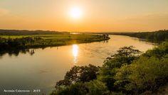 Rio Kuanza, Angola By Retratos de Angola
