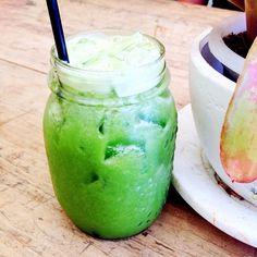 Apple, mint & spinach! xx Follow us on Instagram @Lorna Jane