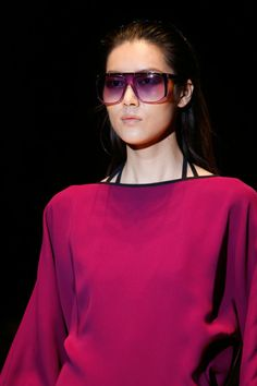 | Gucci Spring 2014 RTW accessories - sunglasses