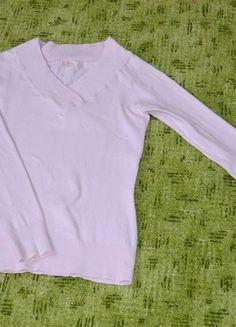 Kupuj mé předměty na #vinted http://www.vinted.cz/damske-obleceni/s-dlouhymi-rukavy/11954936-svetle-ruzovy-svetrik-s-dlouhym-rukavem