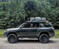 Blacking Out Plasti Dip Gen Roof Rack Roof . 18 Must See Lifted Modified Gen Toyota . Toyota 4runner Trd, Toyota 4x4, Toyota Trucks, Toyota Tacoma, 2016 Tacoma, 4runner Forum, Lifted 4runner, Overland 4runner, 2010 4runner