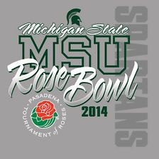 spartans rose bowl 2014 | MSU SPARTANS FOOTBALL ROSE BOWL 2014 FRIDGE MAGNET