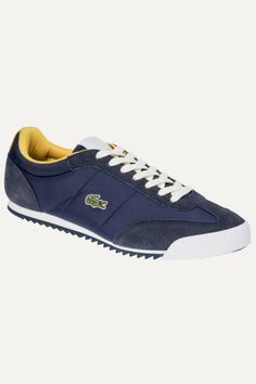 #Lacoste Mens Romeau #sneakers