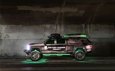 DUB Magazine - Wounded Warrior Project: Chevy Silverado