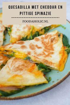 Veggie Recipes, Vegetarian Recipes, Boys Food, Tortilla Wraps, Cantaloupe, Food And Drink, Veggies, Cheddar, Fruit