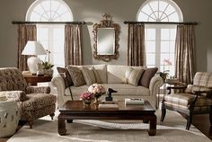 Exceptionnel Dynasty Rectangular Coffee Table   Ethan Allen US