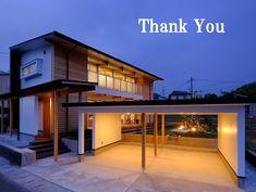 Good House, Modern House Design, Exterior Design, Garden Design, Pergola, Garage Doors, Mansions, Park, House Styles