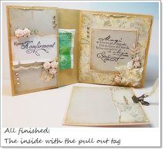 Whiff of Joy - Tutorials & Inspiration: Paperbag card by Jorunn