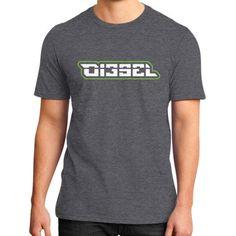 Di3seL Logo Shirt District T-Shirt (on man)