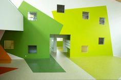 Belgium   Slosse Vloerbekleding   Kinder garden project