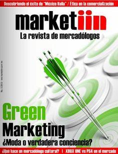Revista Marketiin 5ta edición http://www.marketiin.com.mx/inicio/edici%C3%B3n-5/