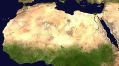 Sahara desert - interesting facts about the largest hot desert in the World (the Antarctic is the largest desert) Les Continents, World Days, Fauna, North Africa, Global Warming, Planet Earth, Archaeology, Deserts, Morocco