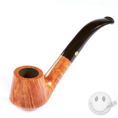 Brigham Acadian Pipe - Cigars International