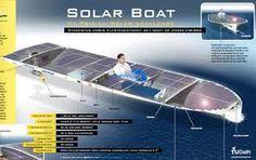 solar boat delft - Google Search