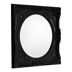 I pinned this Howard Elliot Monique Mirror from the Noir Boudoir event at Joss and Main!  Was: $508.00  Now: $408.95  https://www.jossandmain.com/Howard-Elliot-Monique-Mirror~FMQ1056~E1475.html