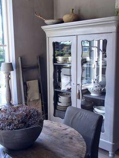 put glass in the doors instead of wood Decor, Furniture, Interior, Home, Beautiful Interiors, Love Decor, House Interior, Living Room Inspiration, Rustic Interiors