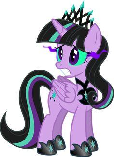 Twivine Sparkle: A.K.A. a very pretty alternate version of Twilight Sparkle