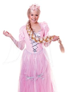 Bristol Novelty Long Braided Wig, Blonde, One Size Best Halloween Costumes & Dresses USA Rapunzel Fancy Dress, Fancy Dress Wigs, Princess Fancy Dress, Princess Fiona, Ladies Fancy Dress, Egyptian Fancy Dress, Fairy Princesses, Cool Halloween Costumes, Costume Accessories