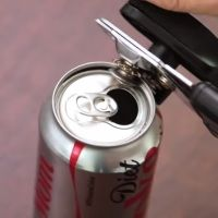 She Cut The Top of a Soda Can and Made the Most Adorable Thing I've Seen All Day