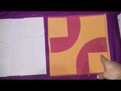 Cono fazer uma placa de gesso em casa Fôrma de E.V.A parede 3D - YouTube