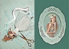 wo1_24 Art And Craft Design, Design Art, Graphic Design, Page Design, Book Design, Web Design Awards, Photoshoot Concept, Collage Design, Photography Illustration