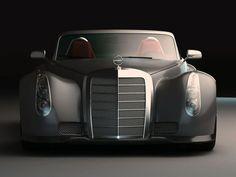 Mercedes-Benz 300 SLC by GWA