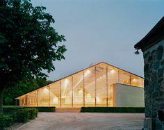 Flyinge ridhus | AIX Arkitekter