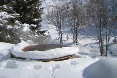 Photos de réalisations de spa en bois par L'Artisan du spa