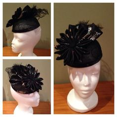 COCKTAIL BY NESS BUHLMAN #millinery #hats #HatAcademy