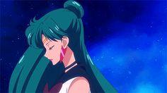 Sailor Moon Crystal 🌘 uploaded by ĸoo. Sailor Pluto, Sailor Moon Gif, Sailor Moons, Sailor Moon Crystal, Arte Sailor Moon, Sailor Moon Wallpaper, Sailor Neptune, Don Diablo, Sailor Scouts
