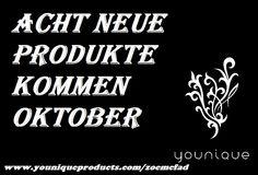 acht neue Produkte kommen Oktober #germany  #deutschland  #bilden     #unternehmen  #maskara  #mode      #gelegenheit    #friseuse  #nagelstudio  #berlin   #YOUNIQUEgermany #germany  #deutschland   #makeup  #business           #mascara   #fashion   #opportunity  #hairdresser #nailsalon