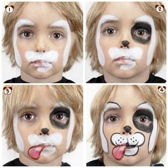 make up for kids carnival - Cerca con Google
