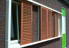 ISOLUIK NEDERLAND BV Luiken l Gevelschermen l VerandaShutters (Product) - Schuifluiken - architectenweb.nl