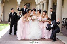 The  Athenaeum Pasadena Wedding   Eric and Jennifer