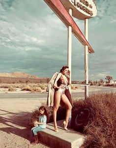 Vogue Mexico - Arida Seduccion