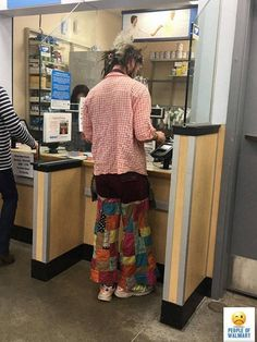 If you are looking for free humor to make your day then it will be available meanwhile at Walmart. Walmart is an amazing store where you will find ridiculous fashionable people that will make you LOL.