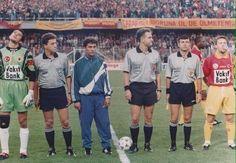 1996-1997 sezonu/Ali Samiyen Stadyumu  Fatih Terim'in Galatasaray'ın başında ilk lig derbisi  Galatasaray 0 - Fenerbahçe 4  Seremoni...