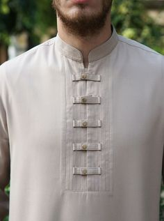 Indian Men Fashion, Mens Fashion Wear, Mens Indian Wear, Latest Mens Fashion, Designer Suits For Men, Designer Clothes For Men, Designer Mens Shirts, Gents Kurta Design, Boys Kurta Design