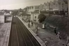 Sutton-in-Ashfield Town station (GNR Leen Valley Extension) Steam Railway, Nottingham, Old Pictures, Roots, Arch, Street View, History, Antique Photos, Longbow